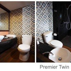 Отель Rambuttri Village Inn & Plaza 3* Улучшенный номер с различными типами кроватей фото 15