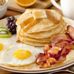 Отель Gansevoort Meatpacking США, Нью-Йорк - отзывы, цены и фото номеров - забронировать отель Gansevoort Meatpacking онлайн питание фото 3