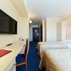 Гостиница Брянск 4* Люкс с различными типами кроватей фото 2