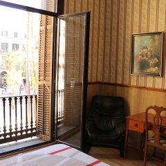 Отель Pension Villanueva интерьер отеля