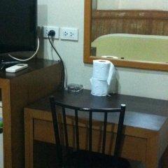 Отель White Orchid Inn Ii Бангкок удобства в номере фото 2