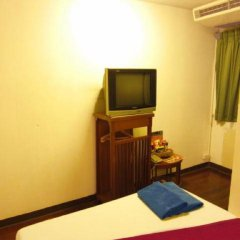 Отель Sawasdee Bangkok Inn 2* Стандартный номер с различными типами кроватей фото 6