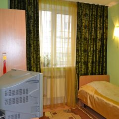 Hotel Oktyabr'skaya On Belinskogo Стандартный номер разные типы кроватей фото 4