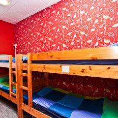 Хостел Наполеон Кровать в общем номере с двухъярусной кроватью фото 18