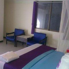 Отель Sawasdee Sunshine Стандартный номер с различными типами кроватей