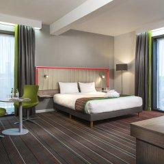 Отель Park Inn by Radisson Manchester City Centre 4* Номер Бизнес с двуспальной кроватью фото 3