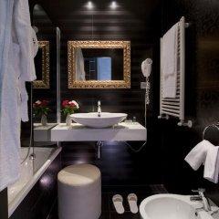 Отель c-hotels Fiume 4* Представительский номер разные типы кроватей фото 2
