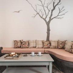 Отель Andronis Luxury Suites 5* Люкс повышенной комфортности с различными типами кроватей