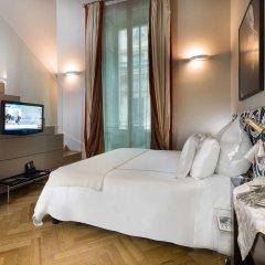 Отель Galleria Vik Milano 5* Стандартный номер с различными типами кроватей фото 2