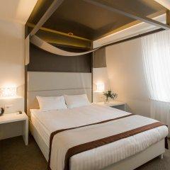 Гостиница УНО Стандартный номер с различными типами кроватей фото 9