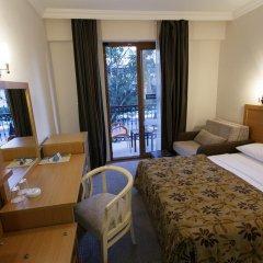 Perdikia Beach Hotel 3* Стандартный номер с различными типами кроватей фото 11