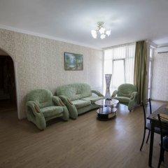 Гостевой Дом Лазурный Апартаменты с разными типами кроватей