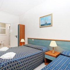 Отель Albergo Athena 3* Стандартный номер с различными типами кроватей фото 10