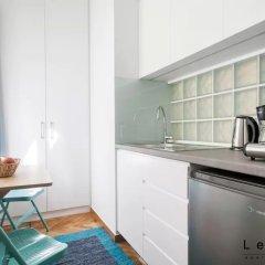 Апартаменты Lekka 10 Apartments в номере