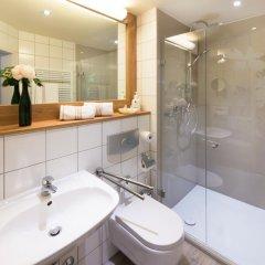 Отель Akzent Waldhotel Rheingau 4* Номер Делюкс с различными типами кроватей фото 5