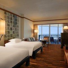Отель Hilton Hua Hin Resort & Spa 5* Стандартный номер с различными типами кроватей фото 3