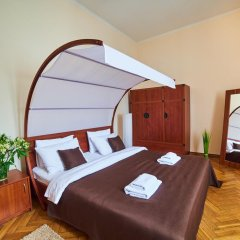 Гостиница Romantic Suite in the city centre комната для гостей