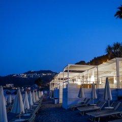 Hotel Caparena Таормина пляж