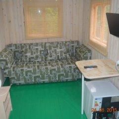 Гостиница Domiki U Morya ванная