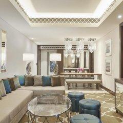Отель Hilton Dubai Al Habtoor City Номер Делюкс с различными типами кроватей фото 5