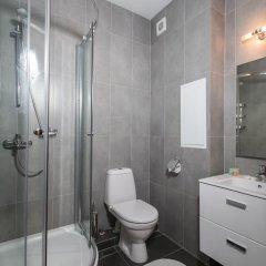 Апарт-Отель Skypark Улучшенные апартаменты с 2 отдельными кроватями фото 22