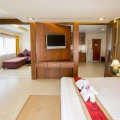Отель Coconut Village Resort 4* Люкс с двуспальной кроватью фото 11
