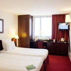 Отель Hôtel Concorde Montparnasse 4* Классический номер с различными типами кроватей фото 8