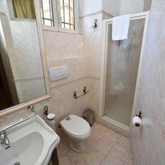 Отель Augustus ванная
