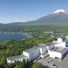 Hotel Mt. Fuji Яманакако приотельная территория фото 2