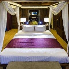 Отель Ao Nang Phu Pi Maan Resort & Spa 4* Люкс с различными типами кроватей фото 13