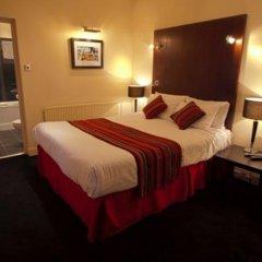 Отель Rab Has Великобритания, Глазго - отзывы, цены и фото номеров - забронировать отель Rab Has онлайн комната для гостей фото 3