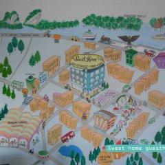 Отель Sweet Home Guesthouse Таиланд, Краби - отзывы, цены и фото номеров - забронировать отель Sweet Home Guesthouse онлайн интерьер отеля фото 3