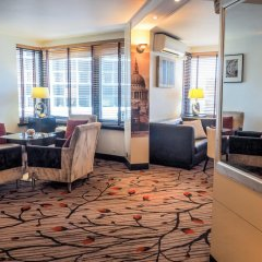 Отель Hilton London Metropole 4* Представительский номер с различными типами кроватей фото 3