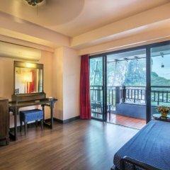 Отель Krabi Cha-da Resort 4* Номер Делюкс с различными типами кроватей фото 10