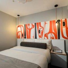 Отель Skwachàys Lodge Канада, Ванкувер - отзывы, цены и фото номеров - забронировать отель Skwachàys Lodge онлайн комната для гостей