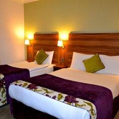 Maldron Hotel, Oranmore Galway 4* Стандартный номер с различными типами кроватей