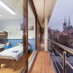 Hostel Bureau балкон