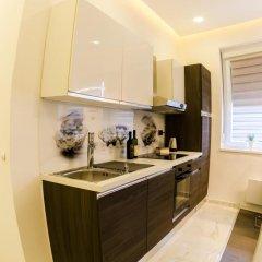 Отель City Code Exclusive 3* Улучшенные апартаменты с различными типами кроватей фото 4