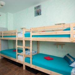 Europa Hostel Кровать в мужском общем номере с двухъярусной кроватью фото 4