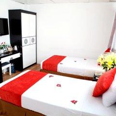 Hanoi Amanda Hotel 3* Номер Делюкс с различными типами кроватей