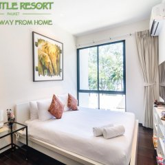 Отель The Title Phuket 4* Номер Делюкс с разными типами кроватей фото 25