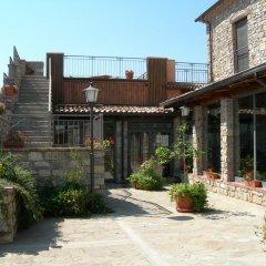 Отель La Foresteria Di San Leo Стандартный номер фото 3