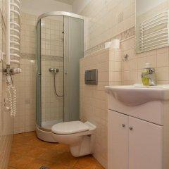 Отель Apartmenty Pod Lipkami Закопане ванная фото 2