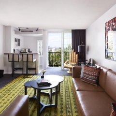 Отель Le Montrose Suite Hotel США, Уэст-Голливуд - отзывы, цены и фото номеров - забронировать отель Le Montrose Suite Hotel онлайн комната для гостей фото 5