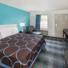 Отель Howard Johnson by Wyndham Vicksburg 2* Стандартный номер с различными типами кроватей фото 6