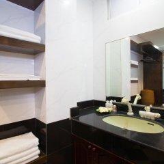 Hanoi Old Quarter Hotel 3* Номер Делюкс разные типы кроватей фото 3