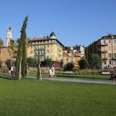 Отель Nice Garibaldi Франция, Ницца - отзывы, цены и фото номеров - забронировать отель Nice Garibaldi онлайн спортивное сооружение