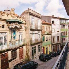 Отель YOURS GuestHouse Porto 4* Стандартный номер с различными типами кроватей фото 6