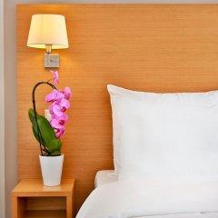 Отель Botanique Prague 4* Улучшенный номер с различными типами кроватей фото 2