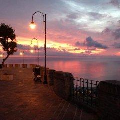Отель Relais Borgo sul Mare Италия, Сильви - отзывы, цены и фото номеров - забронировать отель Relais Borgo sul Mare онлайн пляж